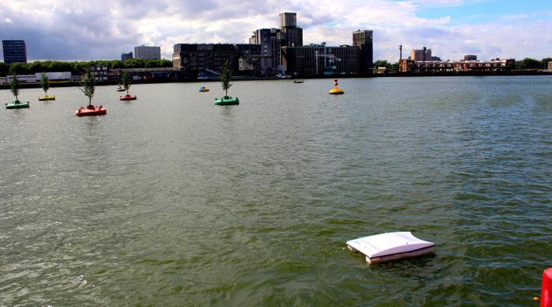 荷蘭鹿特丹港測試 Water Shark