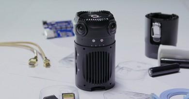 GoPro Omni廉宜替代品!Z-Cam S1 讓6K VR攝影變平民玩意