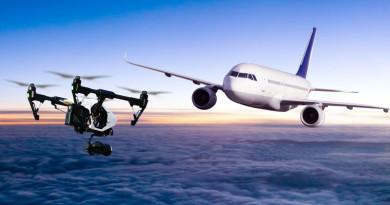 實測無人機撞民航機!英國政府深度評估安全風險