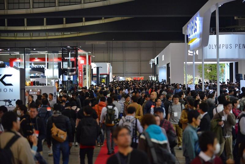 CP+ 相機展是繼 Photokina 之後,另一國際級相機展覽會。