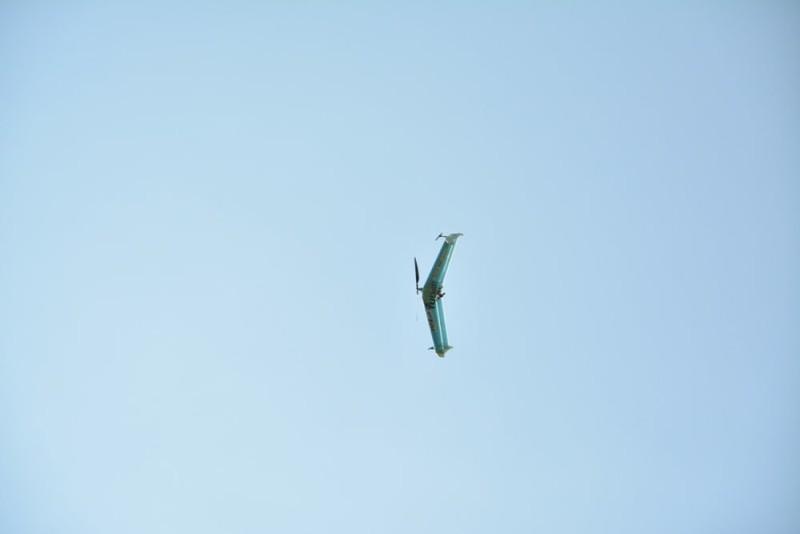 變成定翼滑翔