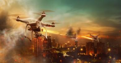 伊斯蘭國設無人機爆炸陷阱 DJI:施襲者應受譴責