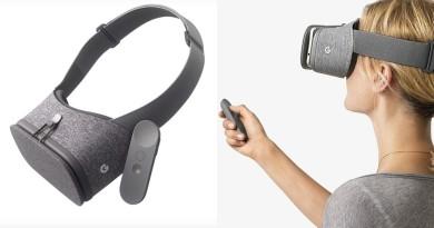 告別 Google Cardboard!布質 Daydream View VR 眼鏡時尚登場