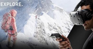 HTC Vive 強化內容配套吸客!VR 應用商店 Viveport 全球上線