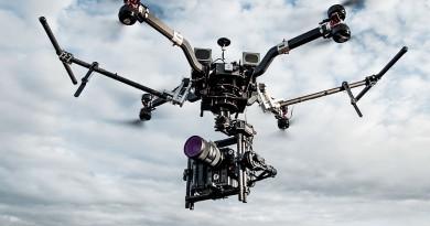 RED EPIC-W•WEAPON 8K 攝影機強勢降臨 實現 8K 空拍時代