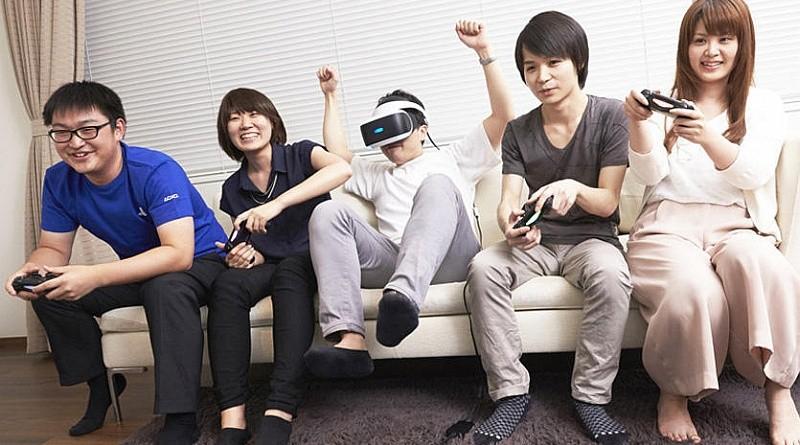 12 歲以下應避免接觸 PS VR
