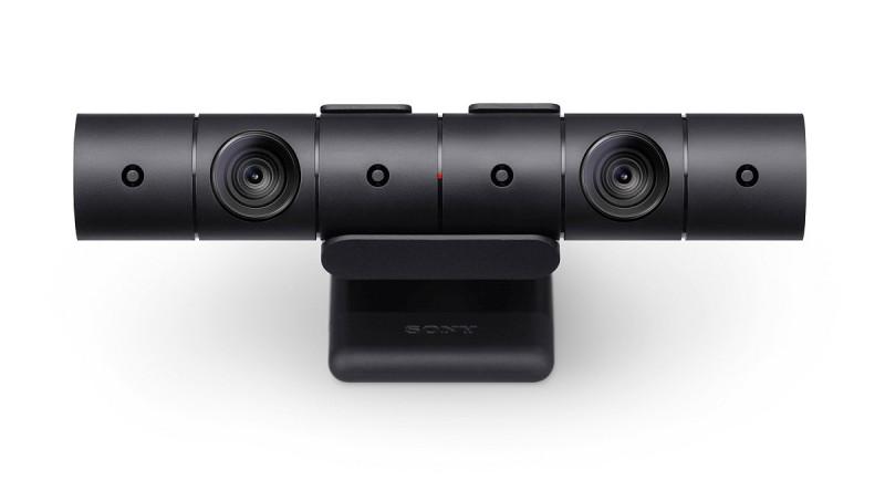 PS VR 必需搭配 PS Camera