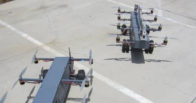 Panther 陸空兩棲無人機如黑豹添翼 負載 15 磅使命必達!