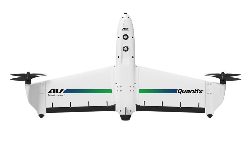 AeroVironment Quantix 飛行器