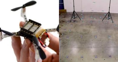 49 台無人機神同步飛舞!超精準控制技術贏得 NASA 青睞