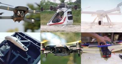 【一周熱話】6 台瞄準不同消費層面的無人機 #2 惹全球買家鼓譟