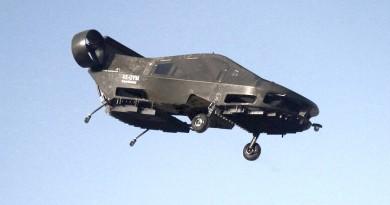Cormorant 自駕無人機試飛成功 空中計程車構想搶先實現
