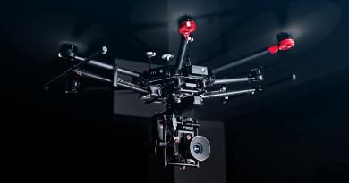 DJI Matrice 600 Pro 預載三重冗餘 A3 Pro 飛控 影視航拍性能再強化