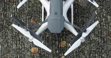 DJI Mavic Pro•Phantom 4 優劣評比:飛行穩定 vs 操作便利