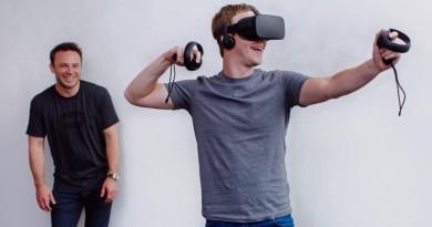 Facebook 未來十年大計:VR•無人機•人工智慧連繫世界