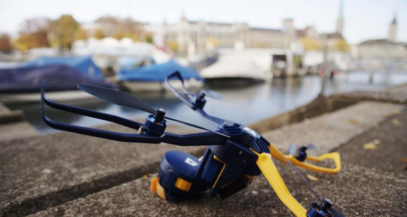 Fotokite Phi 無人機延期逾半年後終於出貨,但設計可能有點過氣了。