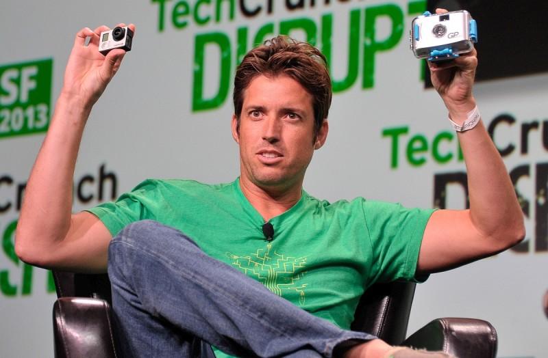 GoPro 執行長 Nick Woodman 表示,公司第四季業績可望轉虧為盈。