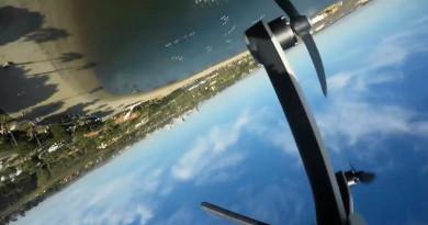 GoPro Karma 飛行途中斷電實況 最壞的情形是……