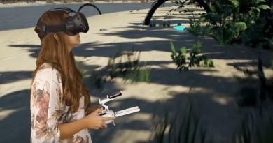 用 DJI 遙控器玩穿越機!《Icarus Drone Flight》讓你大玩 VR 飛行