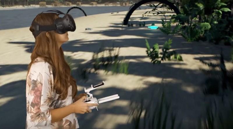 《Icarus Drone Flight》讓你與朋友連線競速