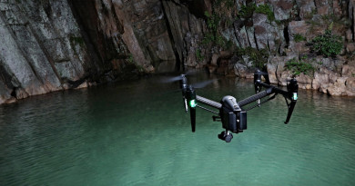 DJI Inspire 2 超高畫質5.2K航拍 增設FPV鏡頭•避障感知系統