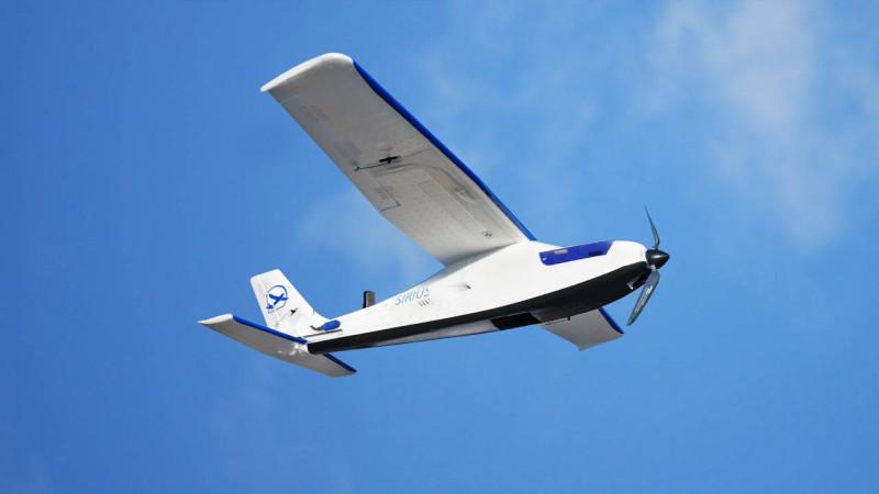 Mavinci 擁有自家定翼機設計技術。