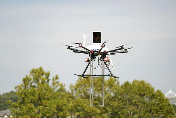 Robot Drone Man 造型說實話也是相當騎呢...