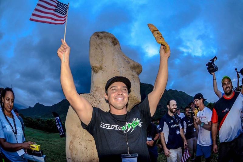 美國 夏威夷 世界無人機競速錦標賽