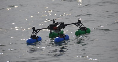 新加坡政府大舉起用無人機 殺蚊•救人•勘察工地