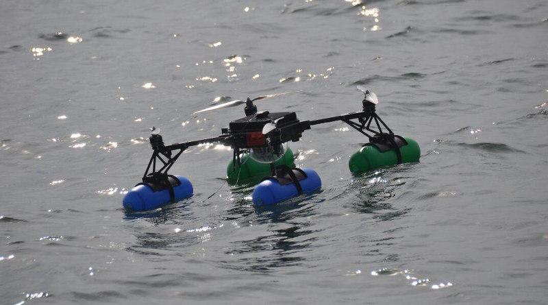 新加坡海事及港務管理局 - Water Spider(照片來源:交通部)