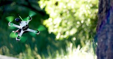 Tanky Drone 時速百哩穿越狂飆!獨特 X 形機架減低空氣阻力