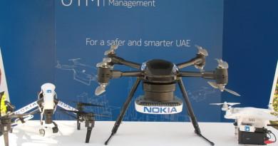 阿聯酋起用 Nokia 無人機空管系統 5G 建構智能城市