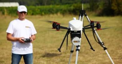 YellowScan•AltiGator 光學雷達無人機 實現 5 厘米精度空中測量