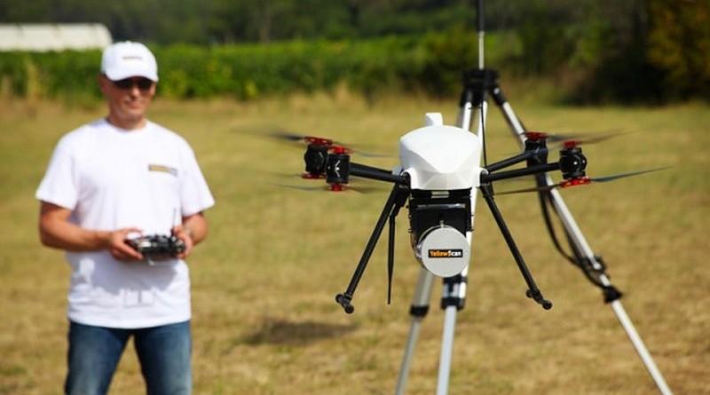 YellowScan•AltiGator 合推光學雷達無人機
