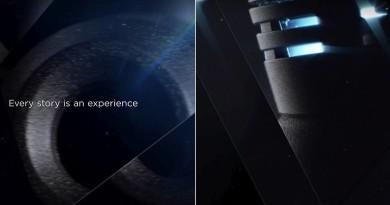 DJI Inspire 2 局部近照曝光!機頂•兩側設感測器偵測四周障礙物?