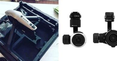 DJI Care 頁面洩玄機!Inspire 2 或搭配 Zenmuse X4S 與 X5S 雲台相機