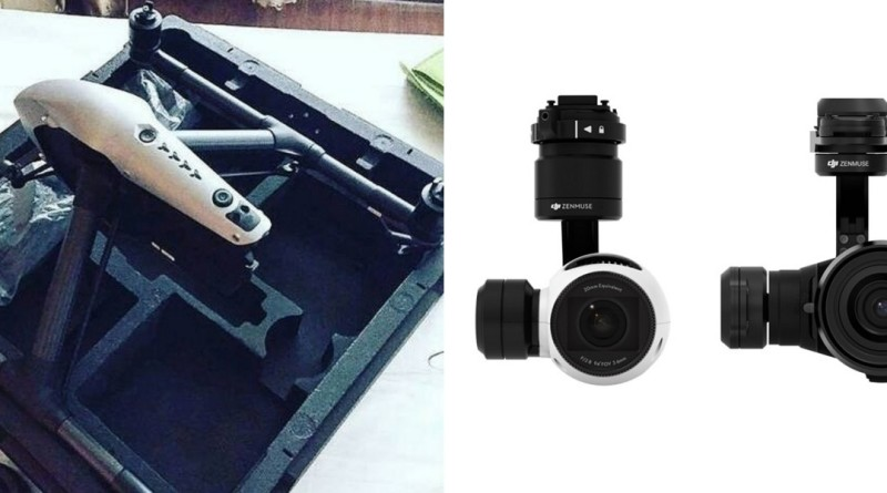 DJI Care 保修條款頁面洩玄機 DJI Inspire 2 或搭配新型 X4S 與 X5S 雲台相機