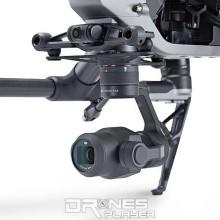 DJI Inspire 2 drone - camera