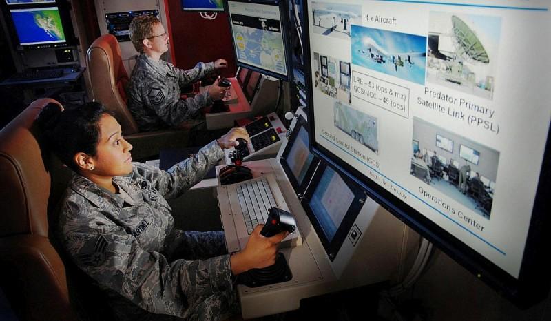 美軍無人機機師連續 3 個月涉取足夠葉黃素後,感到更易專注。