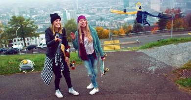 CES 2017前瞻:Fotokite Phi 有線航拍機出貨了,但眾籌買家後悔嗎?