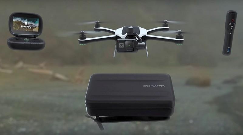 GoPro Karma 買家只要退回無人機和全套配件,可獲全額退款之餘,更可獲得一台 GoPro HERO 5 Black 相機。