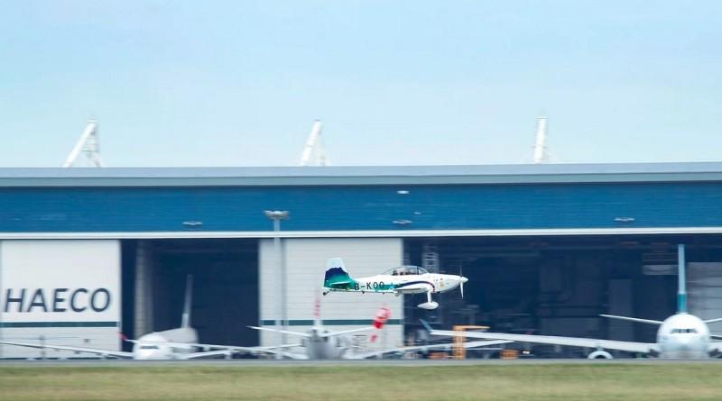 「香港起飛」號 78 天環遊世界 完成壯舉凱旋返港