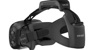 HTC Vive搶先告別有線時代!Vive無線套件帶來零束縛VR體驗