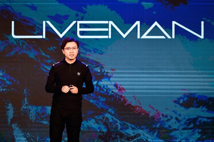 樂視一口氣發布了 7 款 Liveman 系列產品。