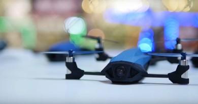 3D 列印法國無人機 Nano Drone 助降低 FPV 穿越機入門門檻