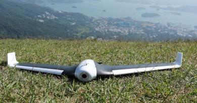 Parrot Disco 固定翼無人機評測:FPV 降落比飛行更刺激!