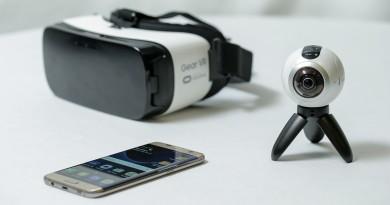 Samsung Gear 360 Pro 資料曝光!2017 年隨 Galaxy S8 同步推出?