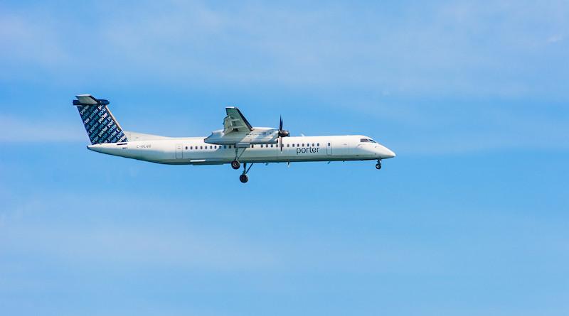 加拿大 航空 客機 無人機 險撞
