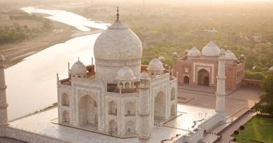 美國遊客泰姬陵放飛空拍機 印度警方直闖酒店帶走拘留