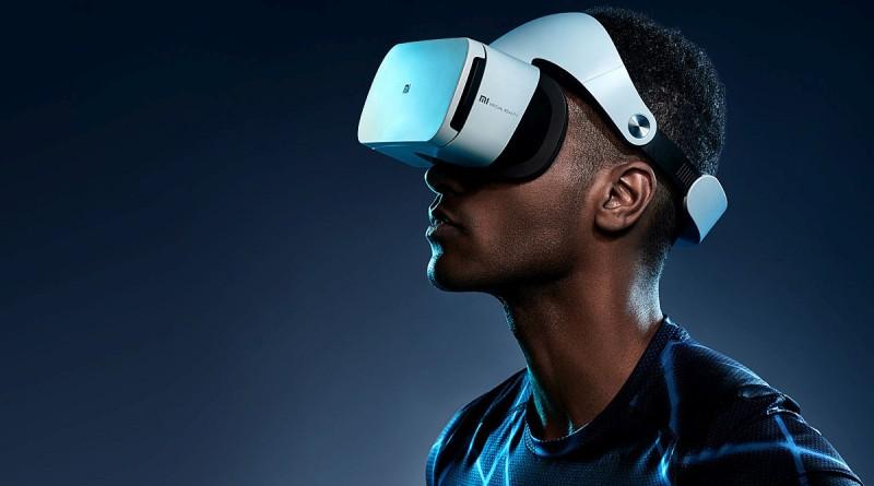 小米 VR 眼鏡內建獨立運動感測器,能夠感知頭部每個微動作,讓動作與畫面同步,減少眩暈問題。